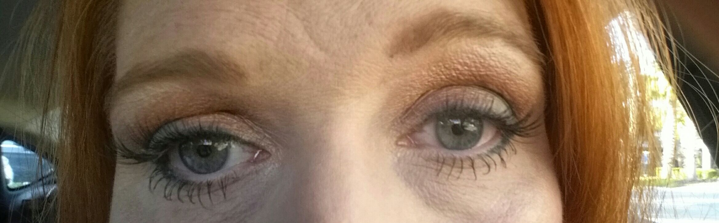 permanent makeup eyeliner with silk mink eyelashes from bellissimo you