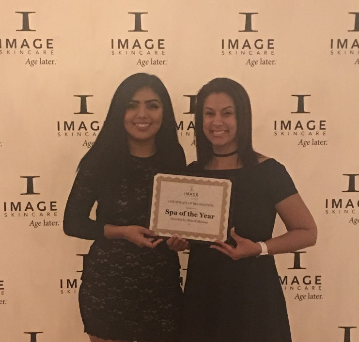 Image Spa Of The Year Award 2017