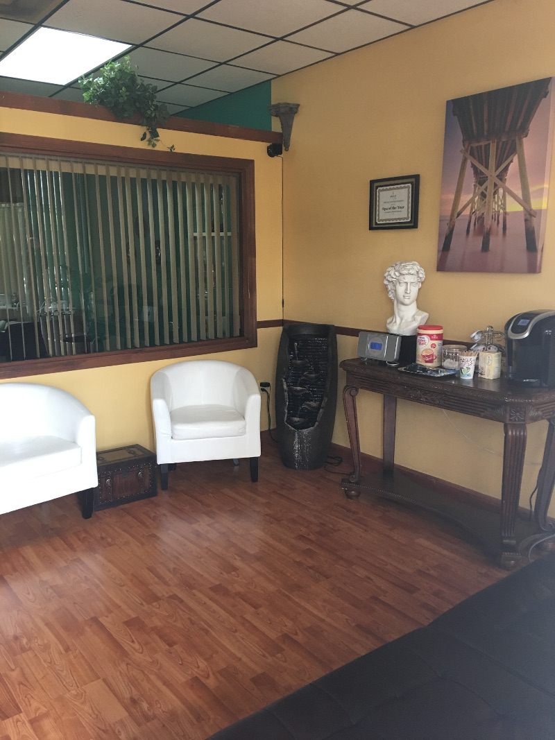 tampa spa near me